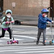 A New York, 15 enfants atteints de symptômes inflammatoires peut-être liés au Covid-19