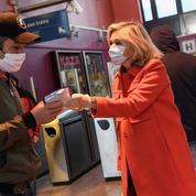 Déconfinement: Valérie Pécresse réclame des forces de l'ordre ou de sécurité dans les gares