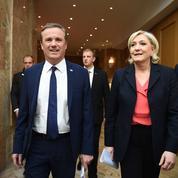 Le Pen, Dupont-Aignan, Philippot : comment le coronavirus réconcilie les souverainistes