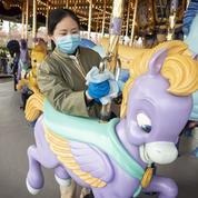 A Shanghai, le parc Disneyland rouvrira ses portes le 11 mai
