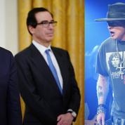 Échange de noms d'oiseaux entre Axl Rose et un ministre de Donald Trump sur fond de coronavirus