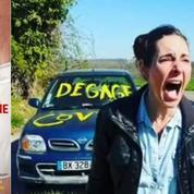 Confiné, Francis Renaud tourne un film sur une aide-soignante menacée par ses voisins