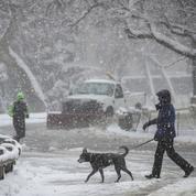 Une tempête de neige historique pourrait frapper les États-Unis ce week-end