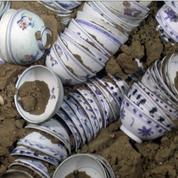 Chypre accuse une entreprise britannique de piller des épaves illégalement