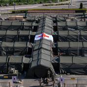 Coronavirus : l'hôpital militaire de campagne à Mulhouse n'a plus de patients