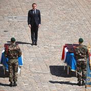 Il y a un an, deux militaires français mouraient en libérant des otages au Burkina Faso