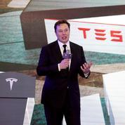 Elon Musk engage un bras de fer avec les autorités californiennes