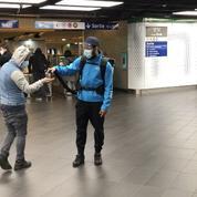 Déconfinement : sur le RER A, une première matinée réussie