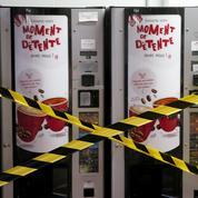 Covid-19 : vers la fin des machines à café en entreprise ?