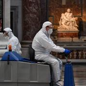 La basilique Saint-Pierre rouvre lundi ses portes aux touristes