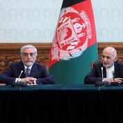 Le président afghan va partager le pouvoir avec son rival