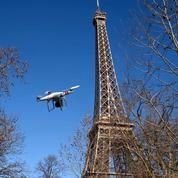 Le Conseil d'État interdit l'usage des drones de surveillance à Paris pendant le déconfinement