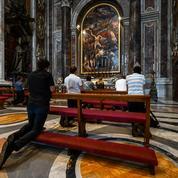 Italie : la basilique Saint-Pierre a rouvert ses portes