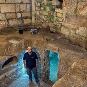 Jérusalem : trois mystérieuses pièces souterraines découvertes près du Mur des Lamentations