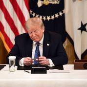Trump affirme que le G7 pourrait finalement avoir lieu à Camp David