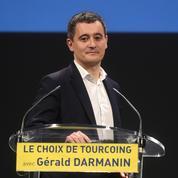Le ministre Gérald Darmanin élu maire de Tourcoing