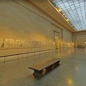 La Grèce réclame à nouveau à Londres la restitution des marbres du Parthénon