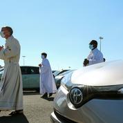 Les messes catholiques reprennent progressivement dès ce samedi avec des fidèles