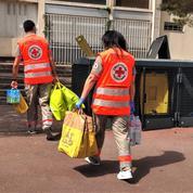 Coronavirus: les bénévoles de la Croix-Rouge toujours au soutien des plus vulnérables