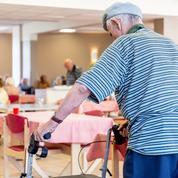 Des personnels des maisons de retraite Korian ont fait grève ce lundi