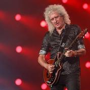 Victime d'une crise cardiaque, Brian May, le guitariste de Queen, a «frôlé la mort»