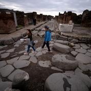 À Pompéi, certains sentiers rouvrent au public