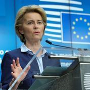La Commission européenne propose un fonds de relance de 750 milliards d'euros