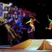 Le Québec vole au secours du Cirque du Soleil
