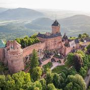 Trésors des musées de province : se rêver chevalier au château du Haut-Kœnigsbourg