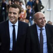 De l'amitié à la trahison... Comment la relation entre Macron et Collomb s'est déchirée