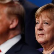 G7 à Washington: Angela Merkel oppose une fin de non recevoir à Donald Trump