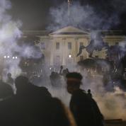 Mort de George Floyd : émeutes aux portes de la Maison-Blanche