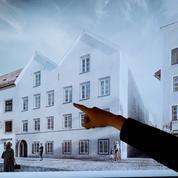 Hitler : sa maison natale en Autriche devient un poste de police