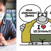 «Ce n'était pas le moment des dessins trash»: Geluck raconte son confinement et l'après-virus