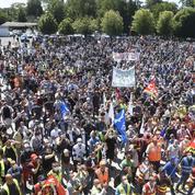 Fin de la grève à l'usine Renault de Maubeuge
