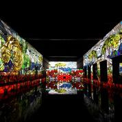 Les Bassins de lumières de Bordeaux miroiteront dès le 10 juin