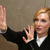 Cate Blanchett victime d'un accident de tronçonneuse pendant le confinement
