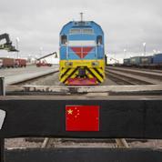 40 millions de masques arrivent de Chine en train