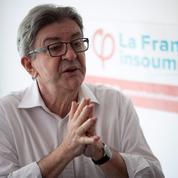 «Que le président prenne la parole» sur la police plutôt «que pour vendre des voitures», affirme Mélenchon
