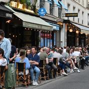 Les terrasses, «ADN de la France» mais pas suffisantes pour contenter les restaurateurs parisiens