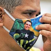 Face au coronavirus, le «coup d'État statistique» de Bolsonaro