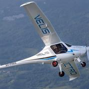 Un avion électrique certifié pour la première fois par l'agence européenne de la sécurité aérienne