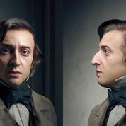 Le visage de Frédéric Chopin reprend vie dans les mains de l'artiste Hadi Karimi