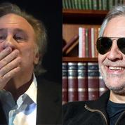 Le Festival de Lacoste s'offre Gérard Depardieu et Andrea Bocelli