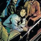 Les Doors, héros d'une bande dessinée pour les 50 ans de leur album culte Morrison Hotel