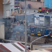 Toulon : le feu à bord du sous-marin nucléaire «Perle» a été éteint