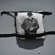 La disparition d'une photo de Churchill sème le trouble au Royaume -Uni