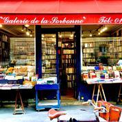 Ces irréductibles libraires du Quartier Latin