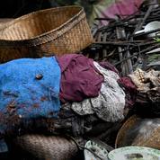 À Bali, un village aux rites funéraires macabres résiste au Covid