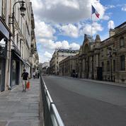 La rue du Faubourg-Saint-Honoré, vitrine du luxe au bord de l'asphyxie